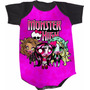 Body Monster High(bori,body De Bebe,body Infantil)