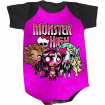 Body Monster High(bori,body De Bebe,body Infantil)