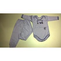 Conjunto Body C/ Calça Bebê - Todos Tamanhos - Ref. 130
