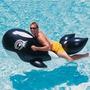 Boia Inflável Baleia Orca Grande Nautika - 1,83m