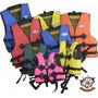 Colete Salva Vidas Infantil 20 Kg Jet Ski Caiaque Standup