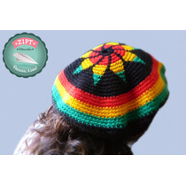 Boina Rastafari - Grande (jamaica) | Cores Do Reggae