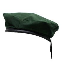 Boina Estilo Militar Verde
