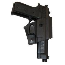 Coldre Universal Polímero Taurus 24/7 Pt100 Pt640 638 Glock