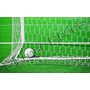 Par Rede Gol Futebol Society Suiço 5mts Colmeia Fio 4mm Seda