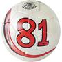 Bola Oficial Futebol Society Dalponte Since 81 Costurado