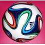 Bola Brazuca Adidas - Futebol - Tamanho Oficial - Aproveite!