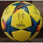 Bola Adidas Champions League Amarela