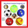 Mini Bola Futebol Original Atacado Lote Prime C10 Pronta Ent