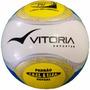 Bola Futsal Vitória Oficial Termotech - Compre 2 Leve 3