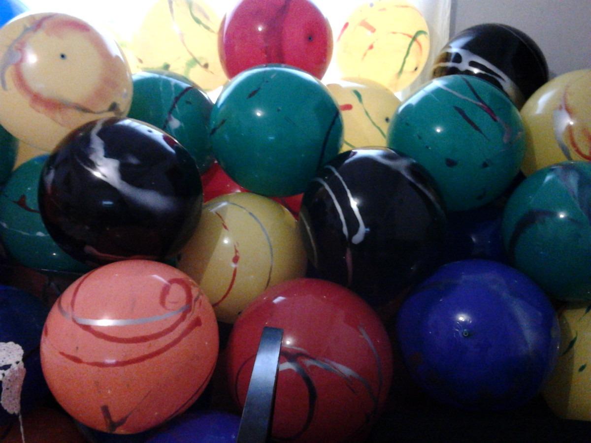 eb151b34ad Bolas De Vinil Coloridas Kit Com 50 Unidades 45cm R 99