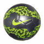 Bola De Futsal Nike Rolinho Menor Grafite