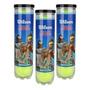 Bola Tenis Wilson Tour Select - Pack 12 Bolas - 03 Tubos