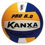 Bola Vôlei Kanxa 6.0 Pro Em Pu - Prof. Do Esporte
