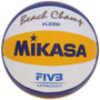 Bola De Vôlei De Praia Oficial Mikasa Vls 300