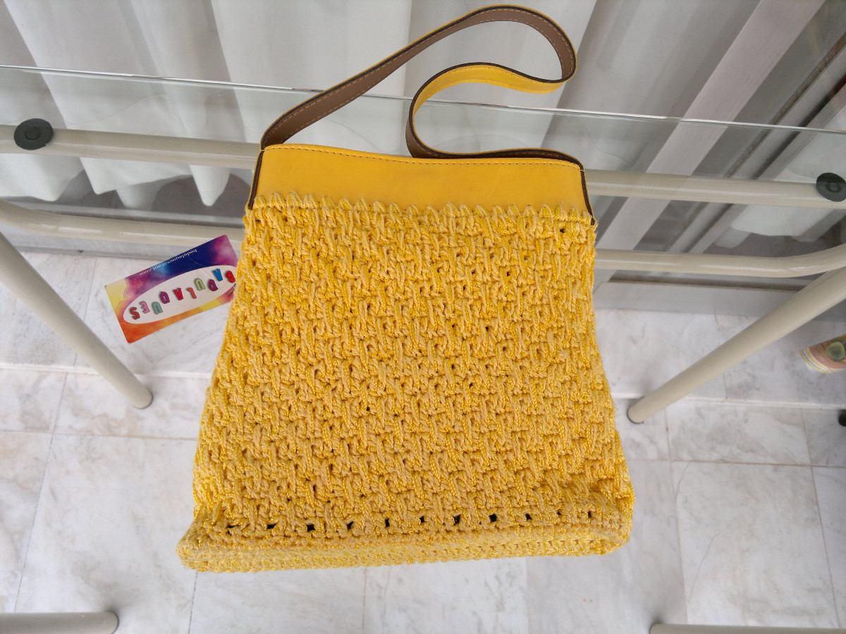 Bolsa De Mão Feita De Croche : Bolsa de m?o croch? podem ser feitas utilizando