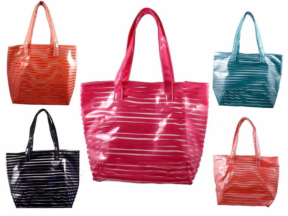 Bolsa De Viagem Feminina Grande : Bolsa de praia sacola grande linda feminina compras viagem