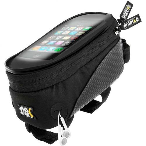 Bolsa Para Carregar Celular No Braço : Bolsa de quadro probike para carregar celular grande r