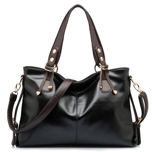 Bolsa Feminina De Couro Nike : Bolsa em couro legitimo feminina importado pronta entrega