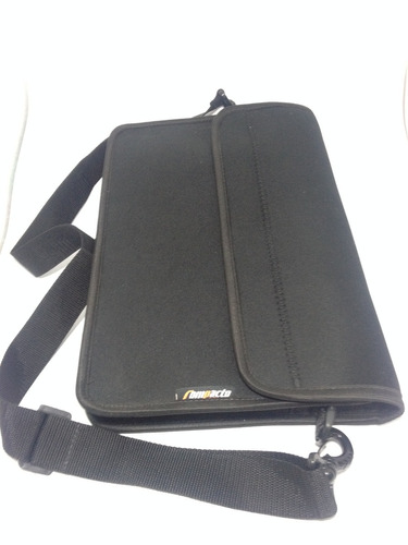 Bolsa De Ombro Para Notebook : Bolsa para notebook at? polegadas com al?a costas