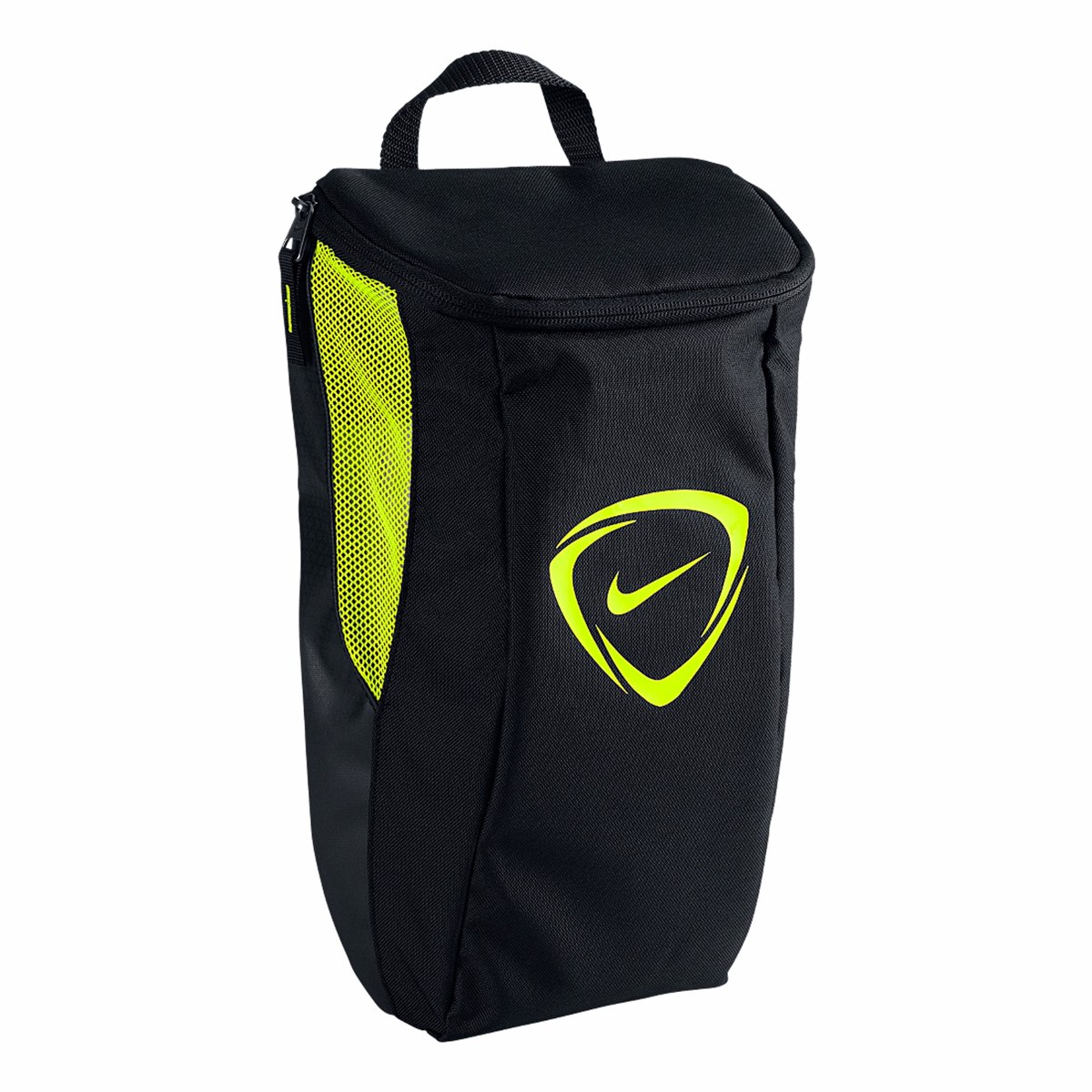Bolsa De Mao Nike   Bolsa porta chuteira nike preto verde football bag de m  4a791c48bcc73