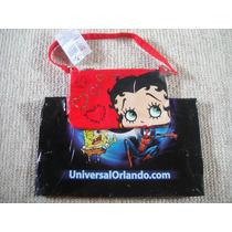 Betty Boop Bolsa Universal Studios 100% Original E Importada