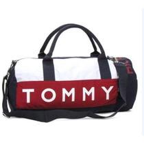 Bolsa Da Tommy Hilfiger - Pequena Azul
