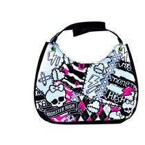 Monster High Scary Bag Bolsa Personalizada Para Colorir Fun