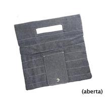 Bolsa-carteira Jeans Yes! 30% Desconto
