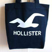 Bolsa Tote Hollister Original Bordada Com Lantejoulas