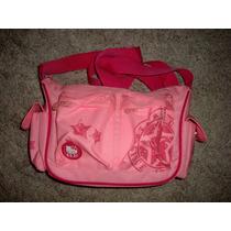 Bolsa Da Hello Kitty Rosa Com Pink Original