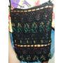 Bolsa Lateral Croche Forrada C/ Lantejoulas (c1g1)