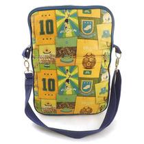 Pasta Notebook Brasil Do Futebol - Carpe Diem
