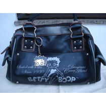 Bolsa Da Betty Boop C/ Defeitos