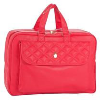 Bolsa Maternidade Classic Matelasse Vermelho Master Bag