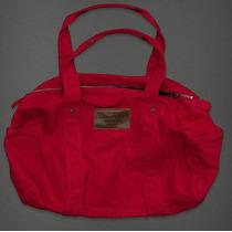 Bolsa Abercrombie & Fitch Vermelha 100% Original E Importada