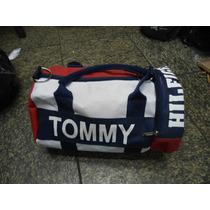 Bolsa Tommy Hilfiger Dufflle Mini Original + Frete Grátis