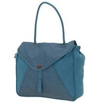 Linda Bolsa Adidas Feminina Denim Azul