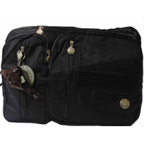 Bag Multiuso King Mika (bolsa, Mala E Mochila) - Preta