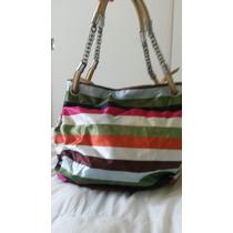 Maravilhosa!!!! Bolsa Arco-íris Chique!!!