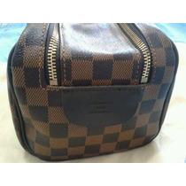 Bolsa Necessaire Importada Louis Vuitton Unissex !!