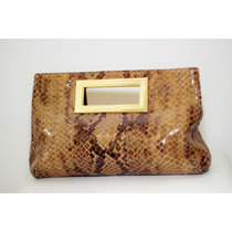 Bolsa/carteira Michael Kors (mk) - Berkley Clutch Embossed
