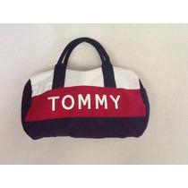 Tommy Bolsa Tote Feminina Original Nova Importada &