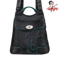 Mochila Betty Boop Coleção Forefront 2015