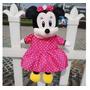Bolsa Mochila Infantil Crianças Minnie Mouse