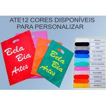 Sacolas Personalzadas Tnt Boca Triste 40x50