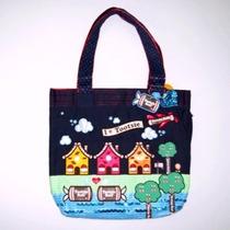 Sacola Tootsie Tootsie Terra Hand Bag Utb0001a