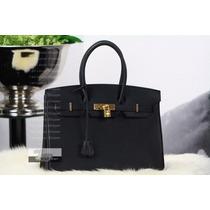 Bolsa Hermes Birkin 35 Taurillon Clemence - Exclusiva!