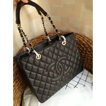 Chanel Shopper Gst - Pronta Entrega
