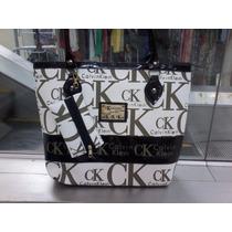 Linda ... Bolsa Importada Calvin Klein De Luxo Nova!!